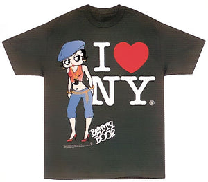 Product Image BLack Hip Hop Betty Boop T-Shirt