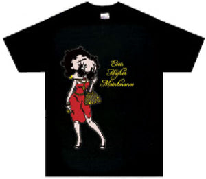 Product Image Hight Maintance Betty Boop T-Shirt