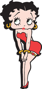 Product Image Betty Boop Standing Magnet