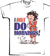 Product Image Mornings Dorm Shirt