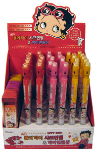 Betty Boop Lead Pencil, Click Pencil