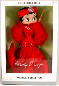 Product Image Betty Boop Red For Betty Doll
