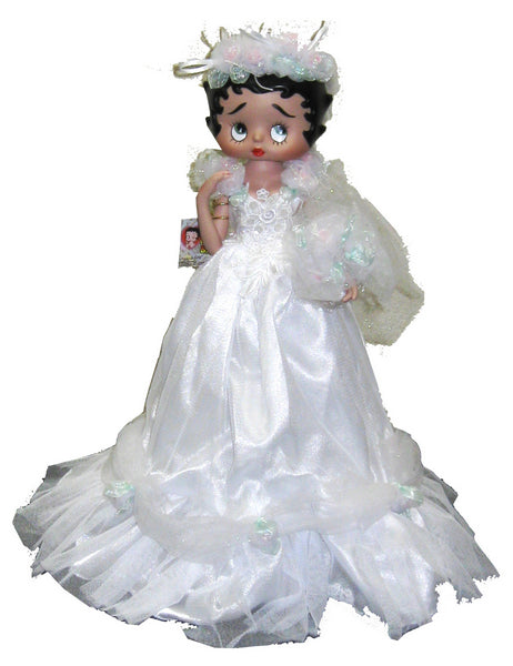 Product Image Betty Boop Porcelain Bridal Lamp