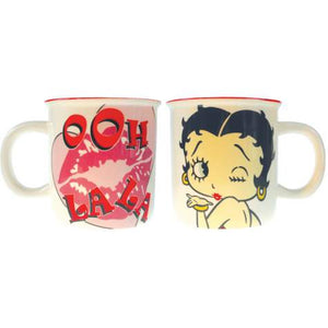 Betty Boop Ooh La La Monster Mug, 52 Oz.
