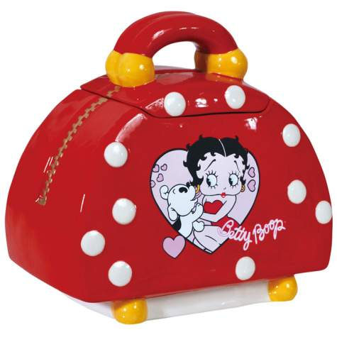 Betty Boop Handbag Cookie Jar