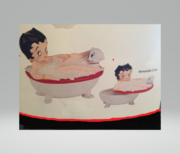 Betty Bath Covered Box Bathtub