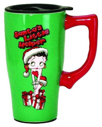 Product Image Betty Boop Christmas Mug