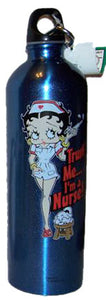 Product Image Betty Boop Nurse Water Bottle