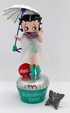 Betty Boop Coca Cola Spring Mini Box With Butterfly Pin