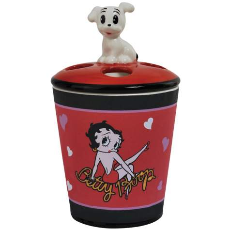 Classic Betty Boop Toothbrush Holder