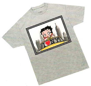 Product Image N.Y. Taxi Betty Boop T-Shirt