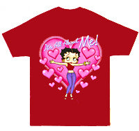 Product Image It's All About Me Betty Boop T-Shirt