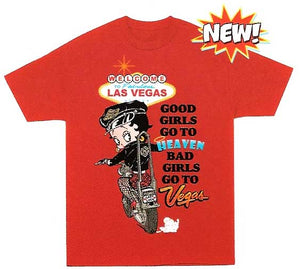 Product Image Good Girls Go To Heaven Betty Boop T-Shirt