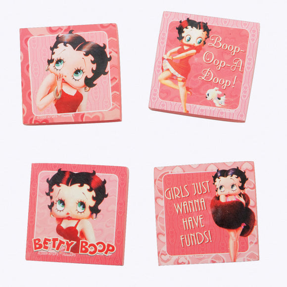 Product Image Betty Boop Magnets