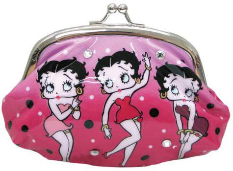 Product Image Betty Boop Coin Purse (Strike A Pose)