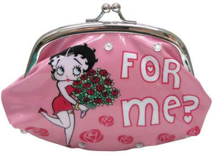 Product Image Betty Boop Coin Purse (For Me?)