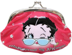 Product Image Betty Boop Coin Purse (Glamourous As Always)