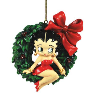 Wreath Betty Ornament
