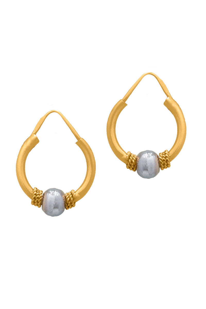 Cycle Hoops / 18K Gold - Maison Orient