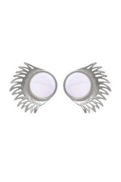 Opposites Attract Earrings - Maison Orient