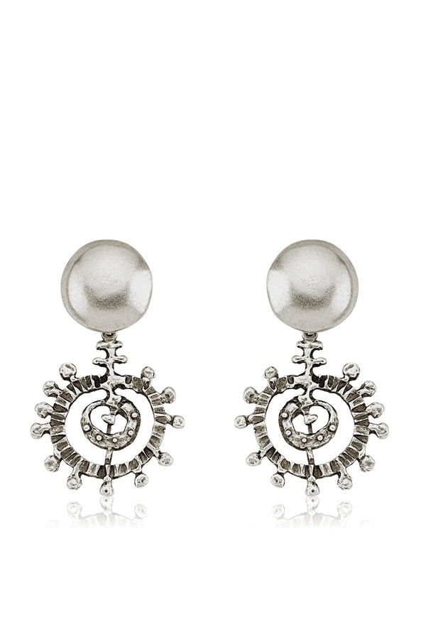 Amara Earrings - Maison Orient