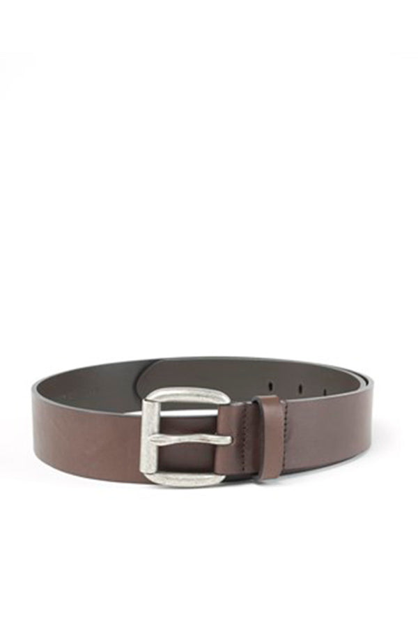 Brown Classic Leather Belt