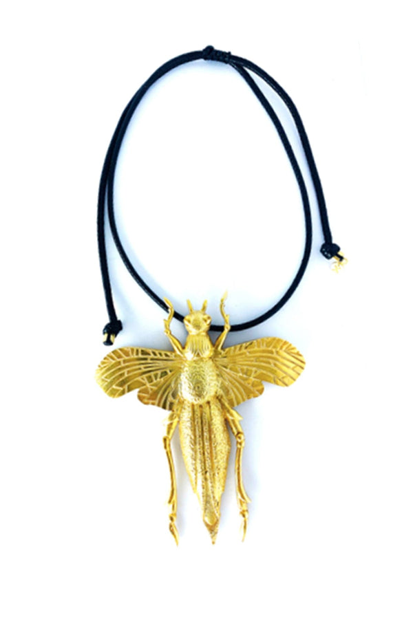 Big Bug Neckless - Maison Orient