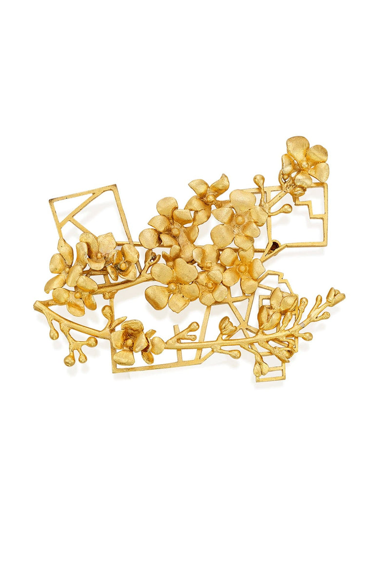 Bloom Brooch - Maison Orient