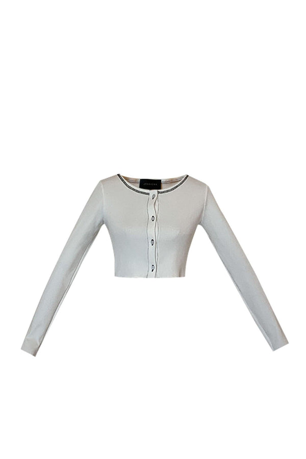 AMELIA CARDIGAN OFF WHITE
