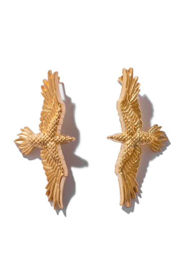 Eagle Earrings - Maison Orient