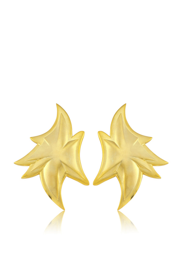 FLAME EARRINGS - Maison Orient