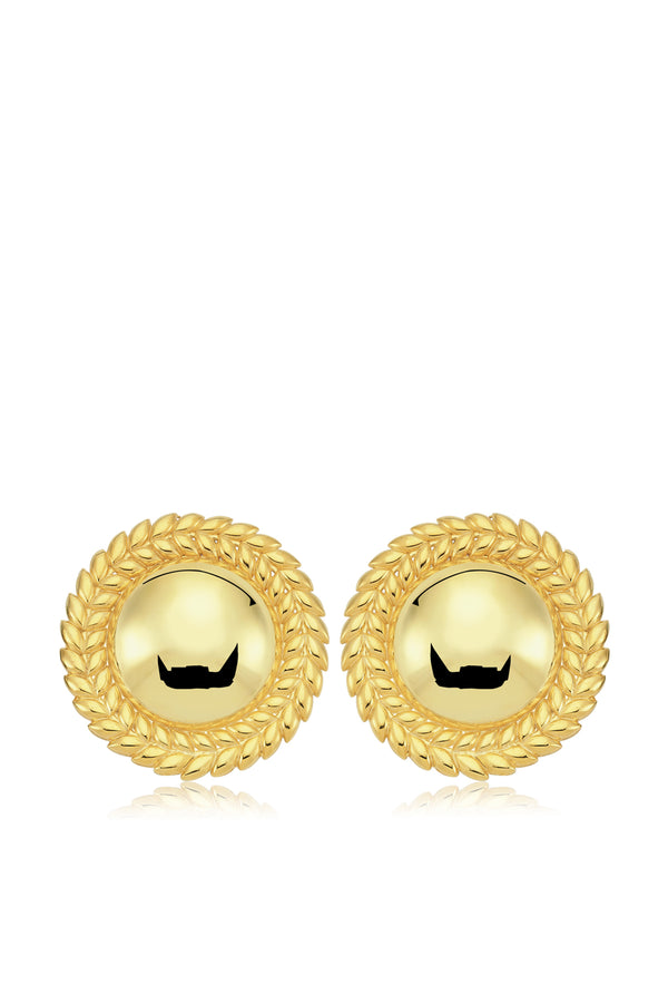 FULL SPIGA LITTLE EARRINGS - Maison Orient
