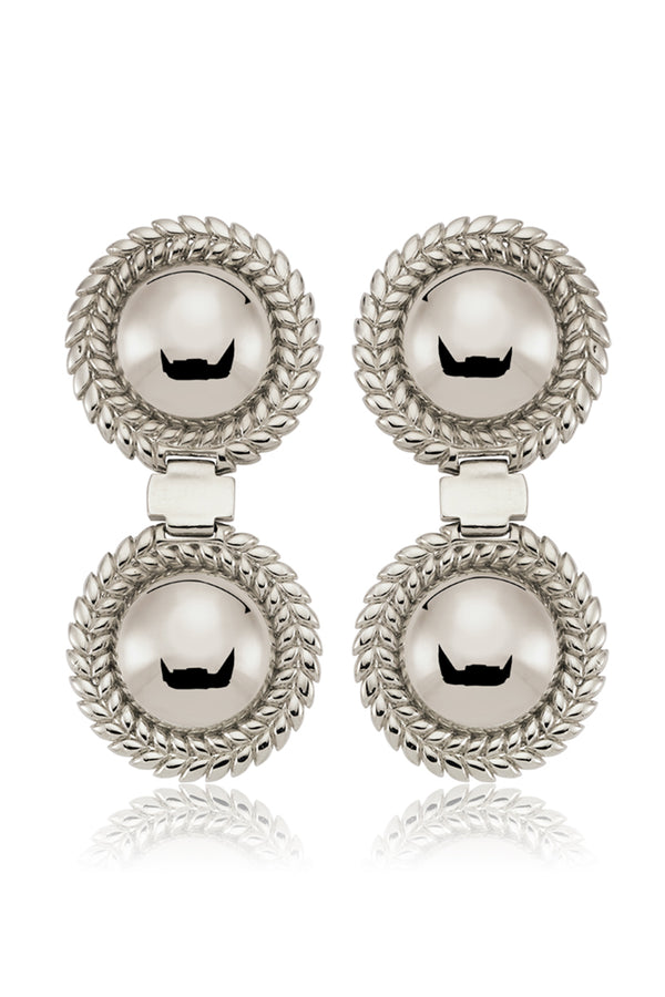 FULL SPIGA DUE EARRINGS - Maison Orient