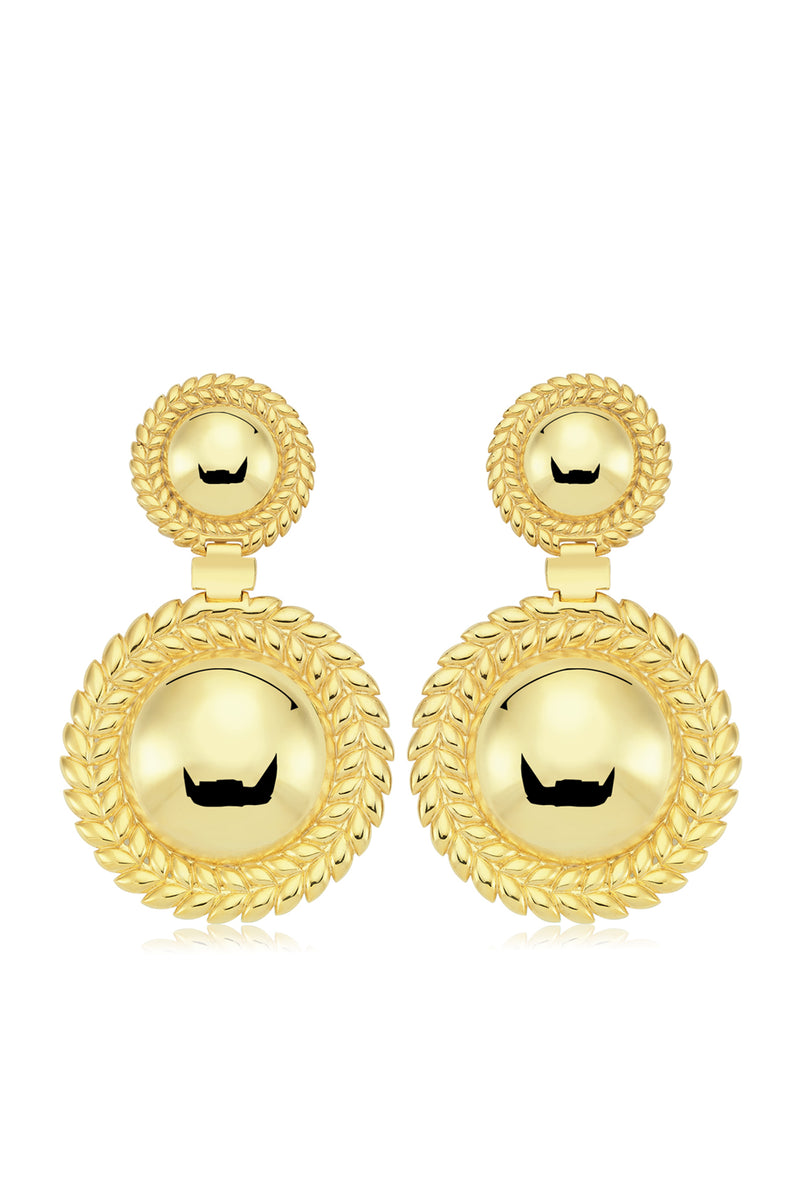 FULL SPIGA MIX EARRINGS - Maison Orient