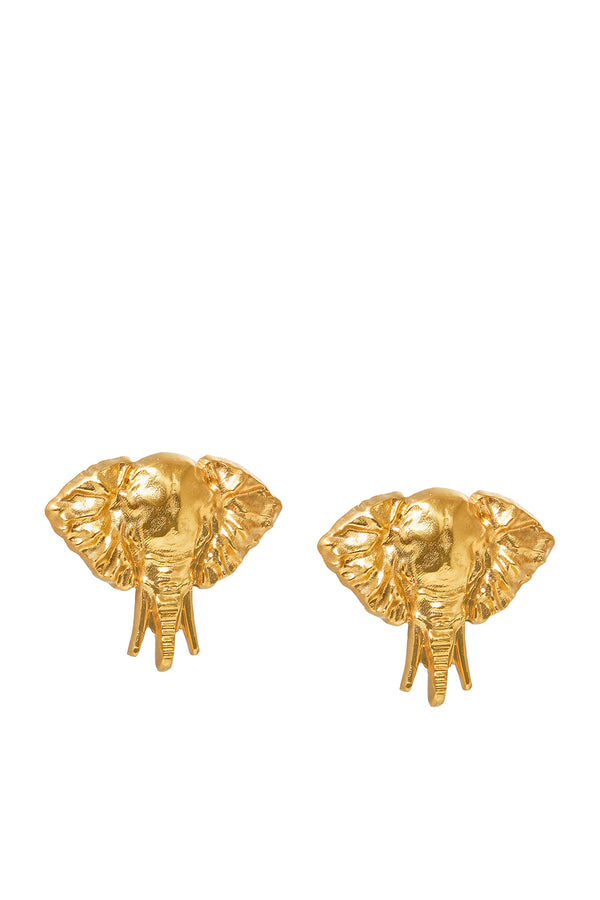 Small Elephant Earrings