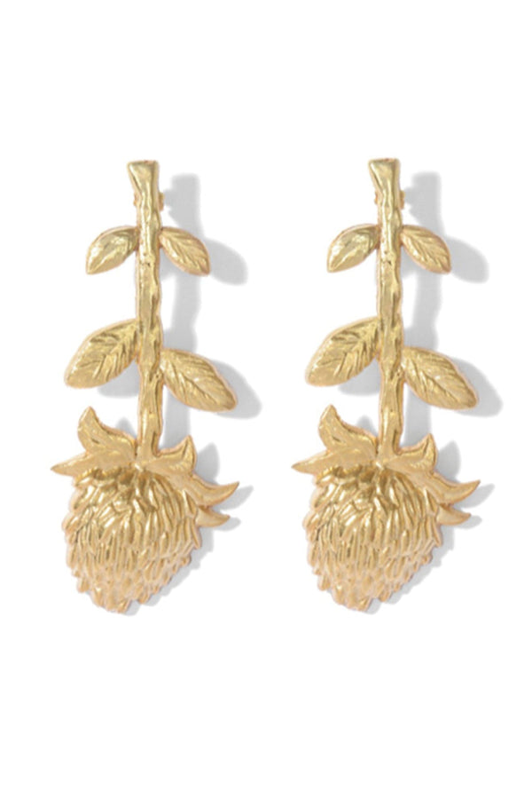 Flower Earrings - Maison Orient