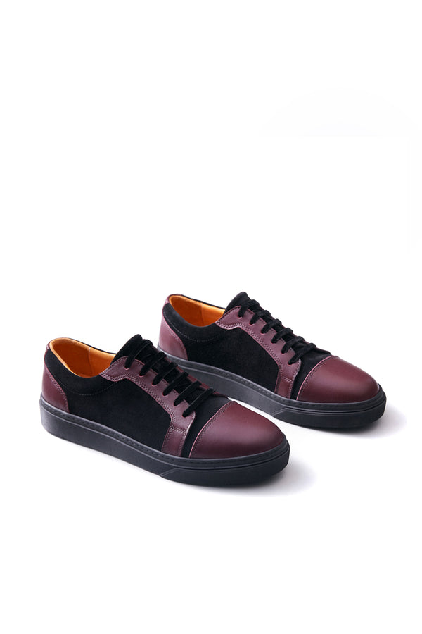 GEMINI Bordeaux & Black