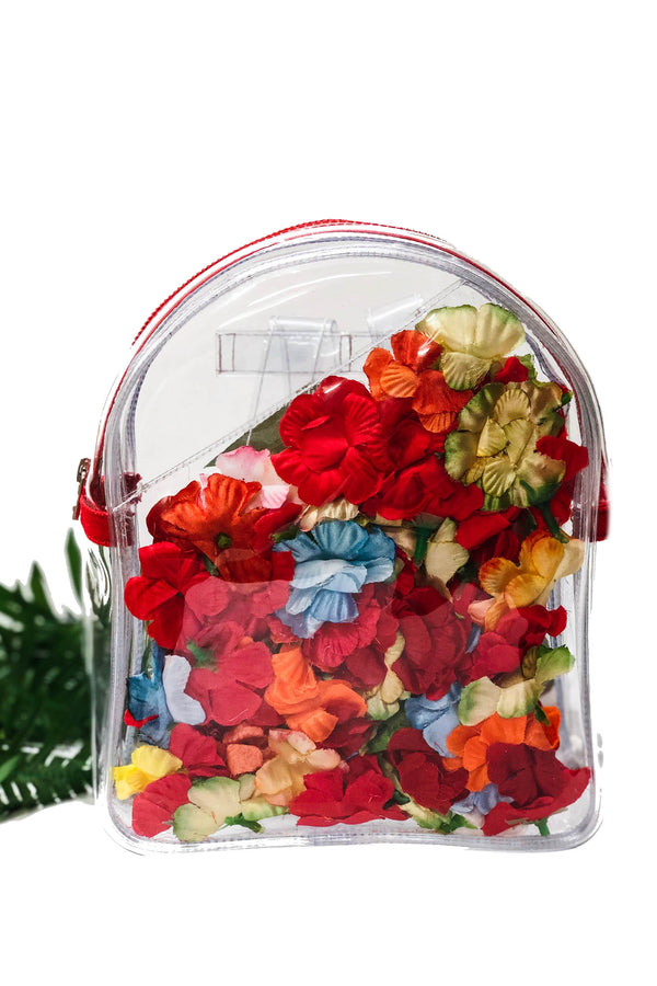 Glee Fiesta Floral Backpack - Maison Orient