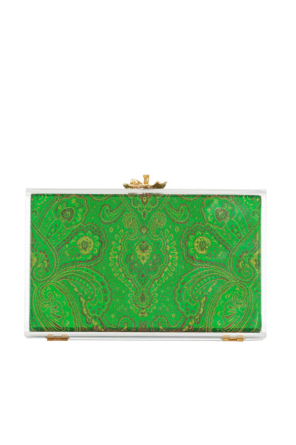 COSTES CLUTCH BAG - Maison Orient
