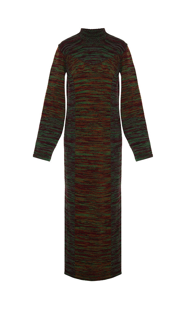 Glitch dress - Maison Orient