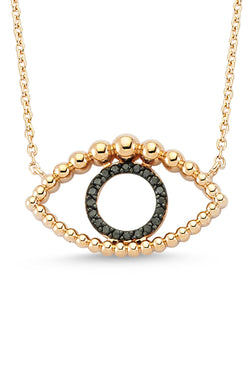 Large Eye Necklace - Maison Orient