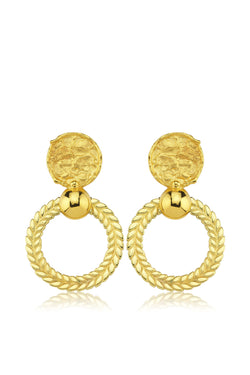 Little Spiga Earrings - Maison Orient