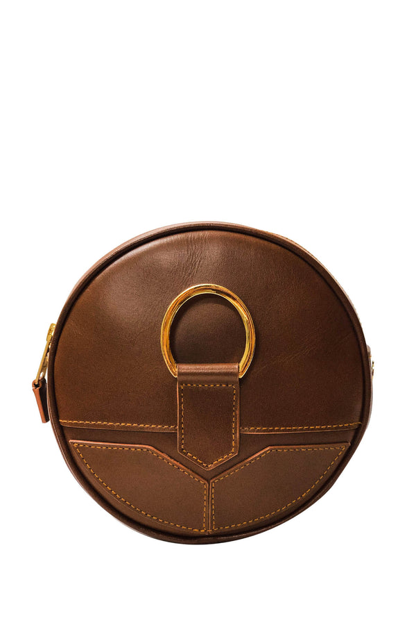 Ply Round Fannypack - Maison Orient