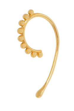 Single Gold Cuff - Maison Orient