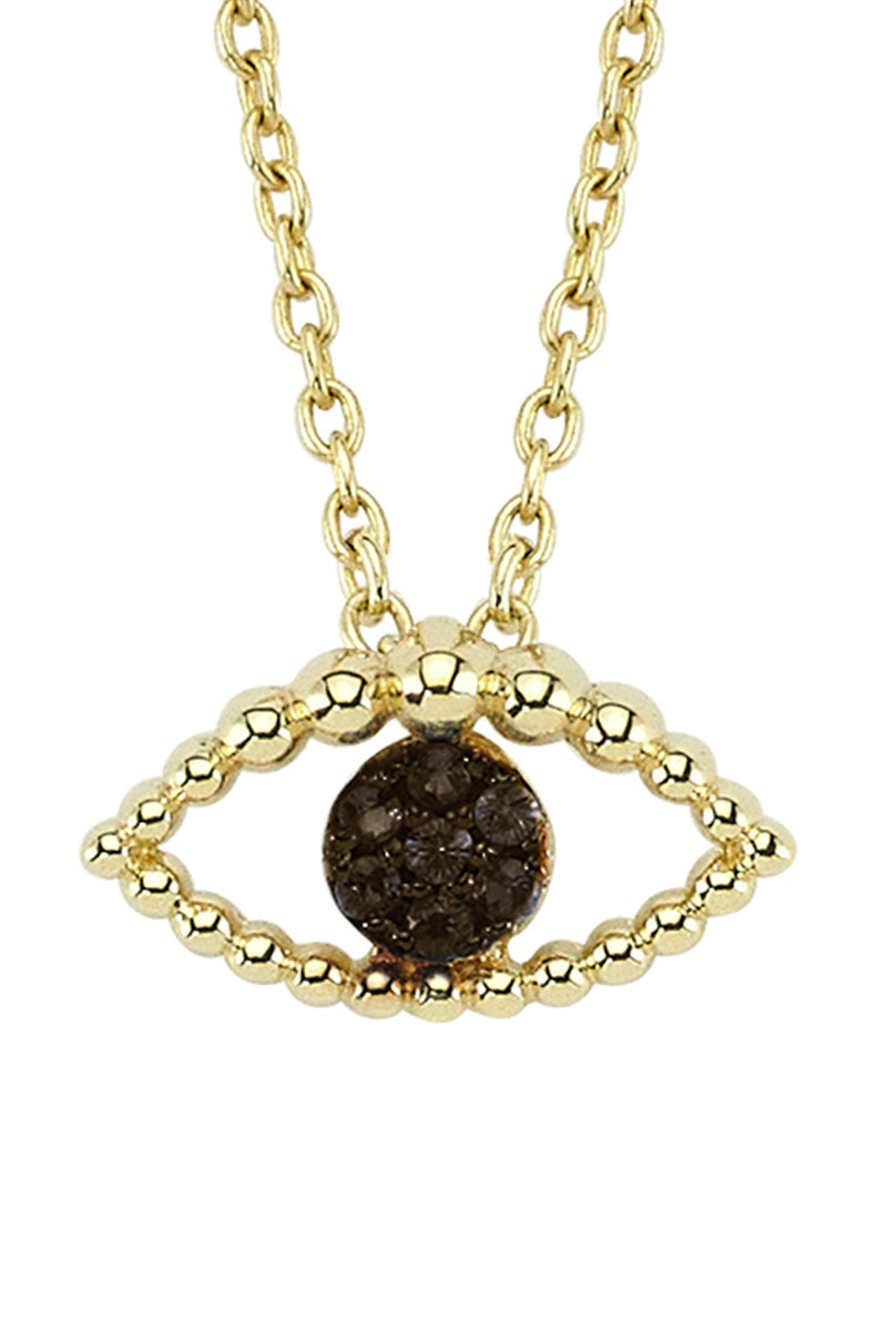 Small Eye Necklace - Maison Orient