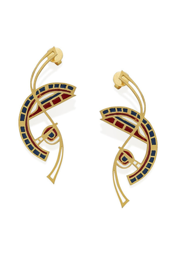 Sona Earrings - Maison Orient