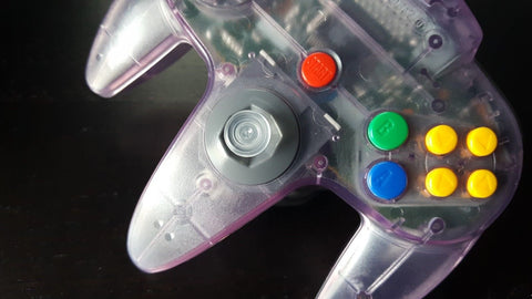 Kitsch Bent N64 Controller (Coming Soon!)