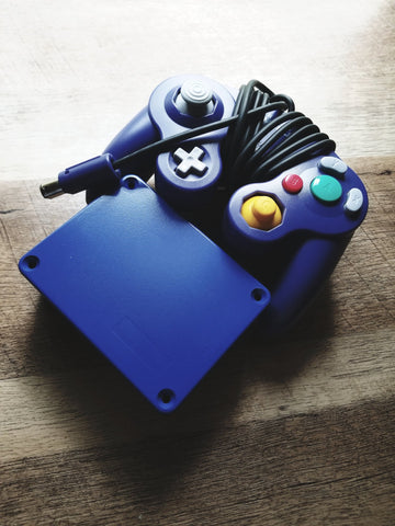 """The Indigo Infiltrator"" Package with Controller Case"