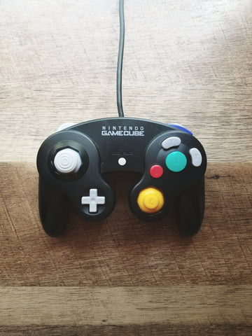 """The Burakku Bushido"" with Controller Case"
