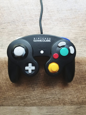"""The Black Beast"" with Controller Case"